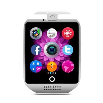 Bluetooth Smart Watch Q18 Touch Screen Watch With SIM Camera Facebooks Twitter Smartwatch Support Sim TF