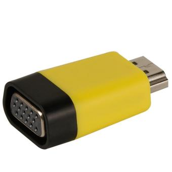 Kitbon HDMI Male to VGA Female Adapter Converter Dongle - intl