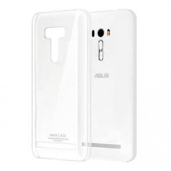 Harga Softcase Ultrathin for Asus Zenfone 2 Laser ZE550KL - White clear