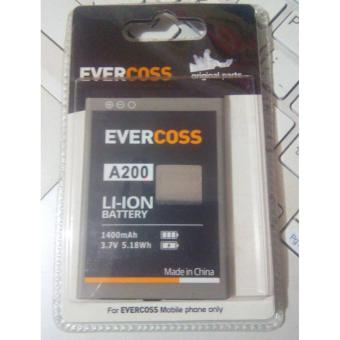 Harga Battery Baterai Batre Original 99% Evercross Evercoss Cross A200