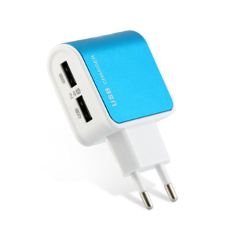 ... Generic Charger Rumah Smartphone Usb 2port Xbx03 Charger Hp Putih Source Kelebihan Kekurangan