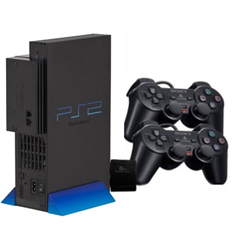 Harga Sony Playstation 2 Ps2 Na Fat Hdd 120Gb Matrix