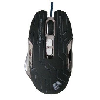 Harga Dragonwar Reload Blue Sensor Gaming Mouse