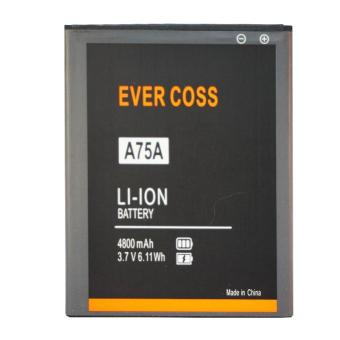 Harga Evercoss Battery T3 - Hitam