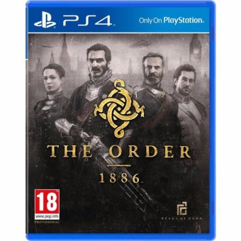Harga Sony PS4 Games The Order 1886