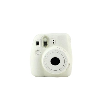 Harga Noctilucent Camera Case Skin Cover For FUJIFILM Instax Mini8 Mini8s White - intl