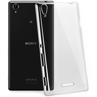 Harga Hardcase Plastik Case For Sony Experia T3 - Transparent