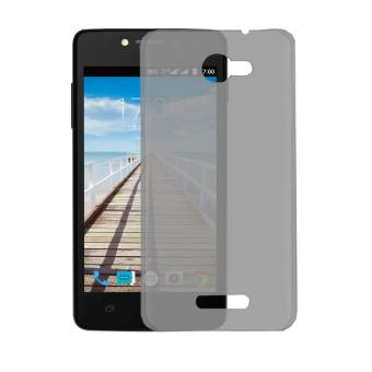 Softcase Ultrathin for Smartfren Andromax E2 - Hitam Clear
