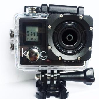 Harga Kogan Action Camera 4K NV UltraHD - 16MP - Hitam - WIFI