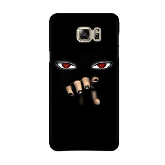 Harga Indocustomcase Anime Naruto Itachi Sharingan Case Cover For Samsung Galaxy Note 5 ( N920 )