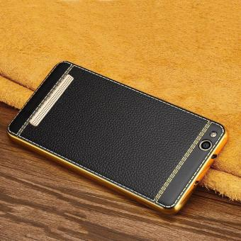 ... Oppo R7sblack Intl Referensi Source · Jual Luxury Plating Litchi Grain Case Colorful Soft Tpu Back Cover Source Ultra Thin Slim Litchi