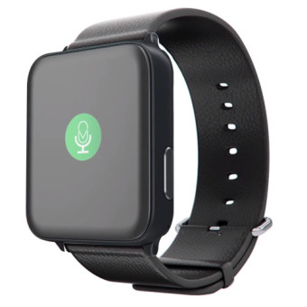 Harga Onix Wime A9 Smartwatch Hitam Heart Rate 42mm For Apple Watch - Strap Leather - Hitam