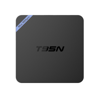 Harga Android TV Box Multimedia Player T95N TV Receiver 2+8G Quad Core Streaming Media Players IPTV Support 3D