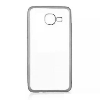 Harga Case Ultrathin Soft Case for Samsung Galaxy J1 Mini - Silver
