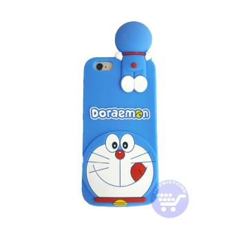 Harga Intristore Doraemon 3D Soft Silicon Phone Case Iphone 6