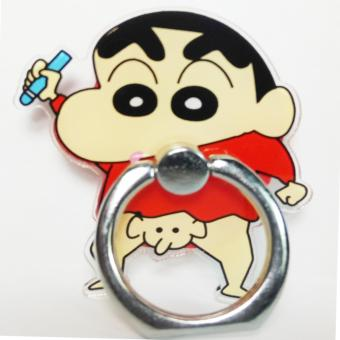 Harga Best Seller Ring Stand Shinchan - Gold