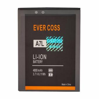 Harga Evercoss Battery A7L - Hitam