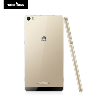 TAKE FANS Pure Series Huawei P8 Max PC phone case(Clear)