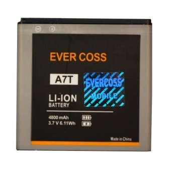 Harga Evercoss Battery A7T - Hitam