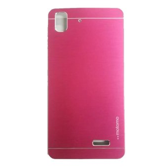Harga Motomo Hardcase Backcase for Oppo R7 - Pink