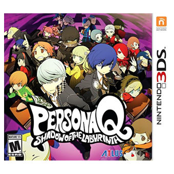 Harga Persona Q: Shadow of the Labyrinth - Nintendo 3DS Standard Edition (Intl)