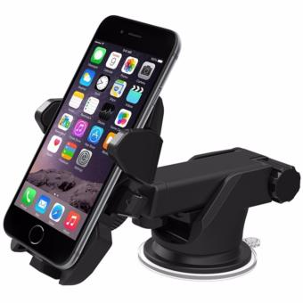 Harga Teiton Car Holder Smartphone GPS Long Neck - Hitam