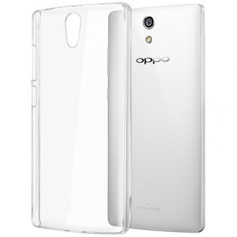 Harga Hardcase Plastik Case For Oppo Yoyo R2001 - Transparent