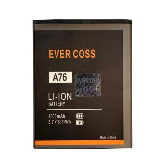 Harga Evercoss Battery A76 - Hitam