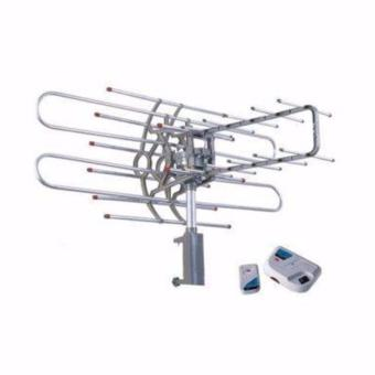 Harga Sanex Antenna TV Outdoor With Booster + Remote WA-850 TG