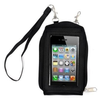 Harga Dbest Touch Purse - Dompet Handphone Multifungsi - Hitam