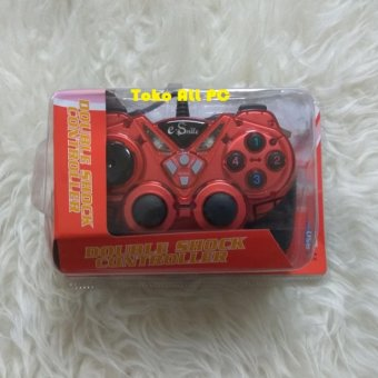 Harga E-Smile Stik / Stick / Joystick Single e-Smile Turbo PC Dual Shock Joypad USB 2.0