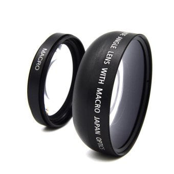 49mm 0.45X Wide Angle Lens For Sony A NEX3 NEX5 NEX NEX-C3 Camera - intl