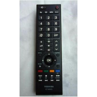 Harga Toshiba Remote TV LCD / LED Original - Hitam