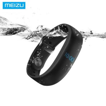 Harga (Original) MEIZU H1 Bracelet Fitness Tracker Wristband With Smart Heart Rate Monitor OLED Display IP67 - intl