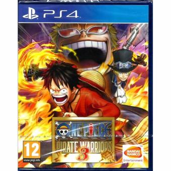 Harga Sony PlayStation PS4 One Piece : Pirate Warriors 3