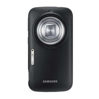 Harga Samsung Protective Cover Galaxy K Zoom & S5 Zoom - Hitam