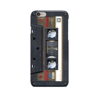 Harga Indocustomcase Maxell Cassette for Apple iPhone 6 Cover Hard Case