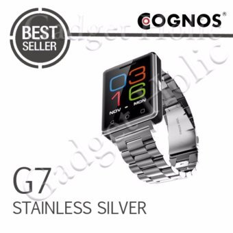 Harga Cognos G7 Smartwatch - GSM SIM - Stainless SIlver