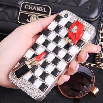 Harga Intristore Bling-Bling Sillicon Phone Case Oppo F1s - 5