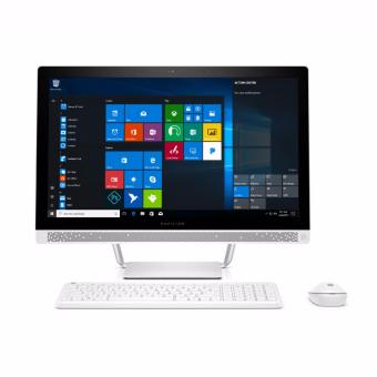 Harga HP PC All In One 24-B213D - Intel Core i7-7700 -