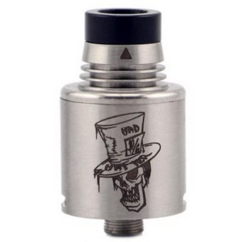 Harga Advken Mad Hatter Mini RDA SS - Authentic
