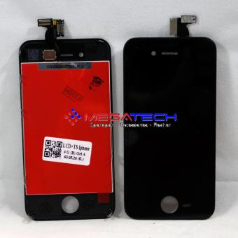 Harga LCD + TOUCHSCREEN IPHONE 4G BLACK ORI