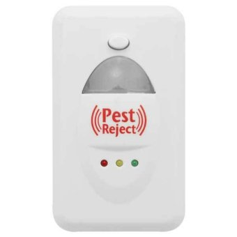 Harga Whiz Pest Reject Electromagnetic Pest Repelling Aid - Putih