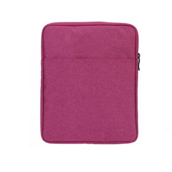 Harga Shockproof Tablet Sleeve Pouch Bag for iPad Air 1/2 Pro (Rose Red) - intl