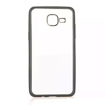 Harga Case Ultrathin Shining Chrome for Samsung Galaxy J1 mini - Hitam