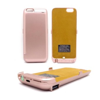 Harga Bestchoise Powercase For iPhone 7 10000mAh - Rose Gold