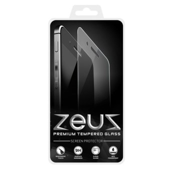 Harga Tempered Glass Vivo Y21 - Zeus - Premium Tempered Glass 2.5D - Clear