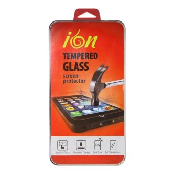 Harga ION - Samsung Galaxy J1 Mini Tempered Glass Screen Protector - Clear