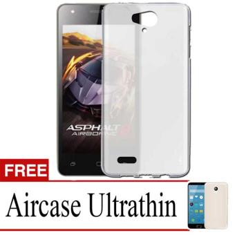 Softcase Ultrathin Smartfren Andromax E2 Plus Aircase Hitam Free Source · Case Softcase Ultrathin For Andromax