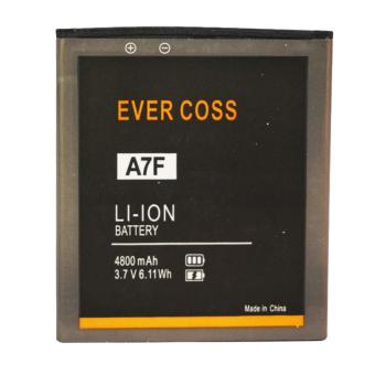 Harga Evercoss Battery A7F - Hitam